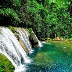 If you're lucky enough to venture to Jamaica's east coast, make sure you don't miss Reach Falls. Located off the fishing village of Manchioneal, everything about this off-the-beaten path waterfall park is a delight. From the mountainous road leading to it—the falls are tucked amid the John Crow p...
