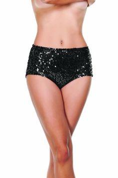 Starline Women's Sequin High Waist Shorts, Black, Small Starline http://www.amazon.com/dp/B00J7KHIAE/ref=cm_sw_r_pi_dp_2jyewb0RA4YC9