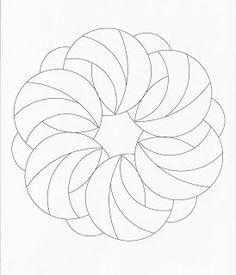 Pattern Play with Pens: Mandala Templates