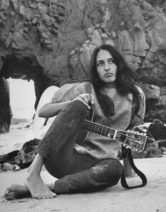 Joan Baez #guitar #1960s #folk #music