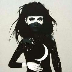 Ruben Ireland illustrations. Artist.