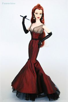 Agnes Von Weiss Concerto in M with Born To Gamble dress by Pumuckito, via Flickr