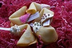 personalized fortune cookies.. @Vannary Thach-Song