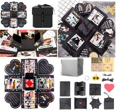 10 Regalos para el 14 de febrero que tu novio amará - DIY Gifts Simple Ideen You are in the right place about diy anniversary videos Here we offer you the most beautiful pictures about the diy anniver Presents For Boyfriend, Birthday Gifts For Boyfriend, Boyfriend Gifts, Surprise Boyfriend, Friend Birthday Gifts, Diy Birthday, Gifts For Friends, 26th Birthday, Diy Gift Box