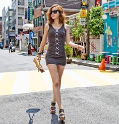 Lekker zomers hemd jurkje!