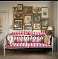 Design Caller ~ Selected Spaces: English, Dutch, American, French... Country Styles
