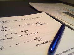 Organic Chemistry Study Tips - Degree Diary