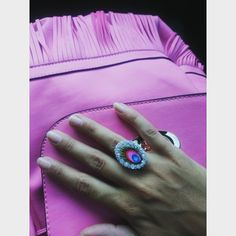 Ring fashion beuty my style pinklylove