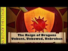 The Reign of Dragons - Chapter Four: Unbent, Unbowed, Unbroken (Game of ...
