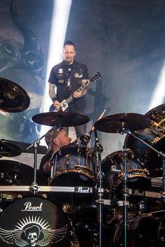 Volbeat Nibe Festival,Denmark  290616