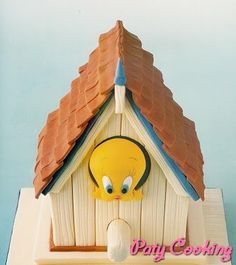 Cartoon Cakes - Debbie Brown - 085 by Paty Cooking, via Flickr