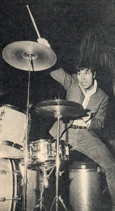 Sir Cliff Richard, Drums, Dawn, Percussion, Drum, Drum Kit