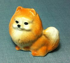 Hey, I found this really awesome Etsy listing at https://www.etsy.com/listing/184053601/miniature-ceramic-dog-german-spitz