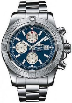 Men's Wrist Watches - Breitling Super Avenger Mens Chronograph Watch  A1337111C871168A *** For more information, visit image link.