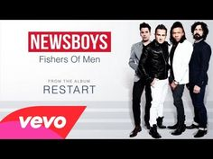 Music video by Newsboys performing Fishers Of Men. (C) 2013 Newsboys, Inc. under exclusive license to Sparrow Records Christian Rock Bands, Christian Singers, Christian Music Videos, Christian Quotes, Christian Movies, Phil Joel, Good Music, My Music, Gospel Music