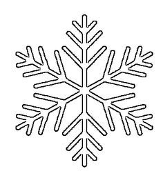35 best snowflakes template images on pinterest paper engineering