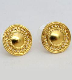 ARP078 Stud Earrings, Jewels, Gold, Jewerly, Stud Earring, Gemstones, Earring Studs, Fine Jewelry, Gem