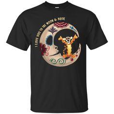 Tigger T Shirt I Love You To The Moon & Back T Shirt Hoodie Sweatshirts