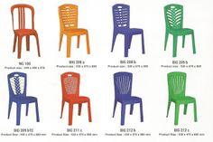 Selatan Jaya distributor barang plastik Surabaya: Kursi plastik sandaran kode 101, 209 tebal, kuat, ...