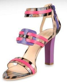 Roberto Cavalli Shoes Summer 2012