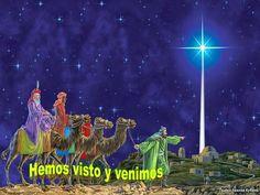 Celebramos hoy la fiesta de la EPIFANÍA, que presenta la visita de los Magos al Niño de Belén. Epifanía es una palabra griega, que significa Manifestación.