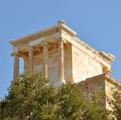 Atene: il tempio di Atena Nike