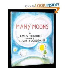 Many Moons: James Thurber, Louis Slobodkin: Amazon.com: Books