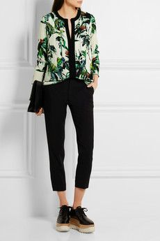 Proenza Schouler blouse   NET-A-PORTER.COM, Size US 0, GBP 492.00