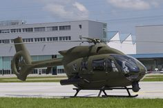 Airbus helicopter EC645 T2