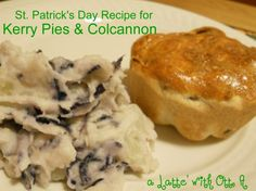 Kerry Pies and Colcannon