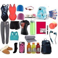 Swim Team Essentials for beginners