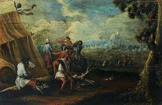 Austrian troops, Seven Years War