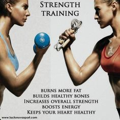 Sustain yourself in the strength training with #lactonovasport