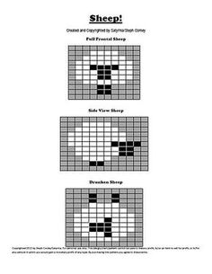 """Intarsia Charts pattern by Steph Conley.love the bottom one """". Intarsia Charts pattern by Steph Conley….love the bottom one """"…, Fair Isle Knitting Patterns, Knitting Charts, Knitting Stitches, Free Knitting, Sock Knitting, Knitting Machine, Vintage Knitting, Knitting For Kids, Knitting Projects"""