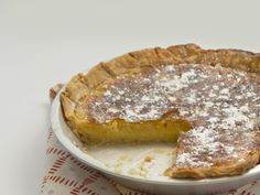 This old-fashioned pie typically has two distinctive ingredients, cornmeal and vinegar, plus other on-hand ingredients such as sugar,...