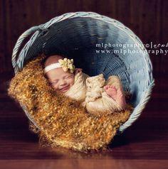 Newborn Photo Prop Baby Basket Filler Yellow-Gold Photography Prop Basket Stuffer Soft Baby Blanket Toddler Blanket Baby Wraps 18''x18''