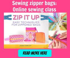 We all love a sew-along. Ideal for beginners or those looking to try out new skills or a new style of bag, a sew-along is typically a much expanded set of instructions, over several days or weeks,…