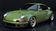 1990 Singer Williams Porsche 911