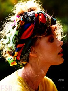 ☆ Frida Gustavsson | Photography by Hilary Walsh | For California Style Magazine | Summer 2014 ☆ #Frida_Gustavsson #Hilary_Walsh #California_Style_Magazine #2014