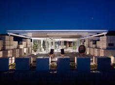 Glas Haus für Taucher von naf architect design Inc