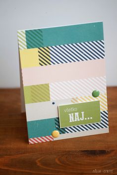 Všetko naj / All the best ( June Simple Kit by Paperoamo )