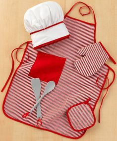 Cute Chef Accessories for Kids.