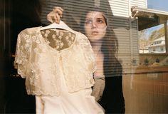 Rebecca Norris Webb, '14621 Neighborhood (Amanda and Her Flower Girl Dress), Rochester, New York', 2012