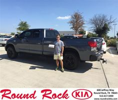 https://flic.kr/p/KtxfZm   Happy Anniversary to Hill Country on your #Toyota #Tundra from Jorge Benavides at Round Rock Kia!  …