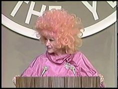 RIP, Phyllis // Phyllis Diller roasts Joan Collins. One crazy lady that lived in the pink house in Webster Groves MO, for a while.