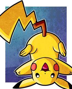 Pikachu by WhyDesignStudios on DeviantArt