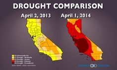 Why California's Drought Isn't Going Anywhere - Week after week, the drabs of good news have been as rare as the rain. And that won't change anytime soon. California is in the midst of a crushing severe multi-year drought brought on by cumulative winters with a dearth of replenishing rains and snows and an ever-growing population.