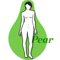 Workout and diet plan for Pear shaped bodies..has plans for every other body type also THIS IS ME!