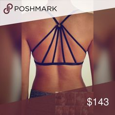 ✨Coming Soon✨Sexy Cris Crossed Bralette *Coming Soon*                                                 Second photo is the actual item. Color Black. Adjustable for your comfort and size.      Available in S,M,L.                                        Expected arrival is Aug21!                                  Price is $22 Bohemian Sea Intimates & Sleepwear Bras