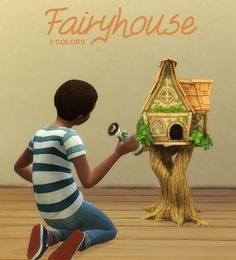 Fairyhouse by bored simblr sims love, the sims, sims 4 mm, sims 4 pets Sims 4 Cc Packs, Sims 4 Mm Cc, Sims Mods, The Sims 4 Bebes, Sims 4 Pets, Sims Medieval, Muebles Sims 4 Cc, Sims 4 Cc Kids Clothing, Sims 4 Children